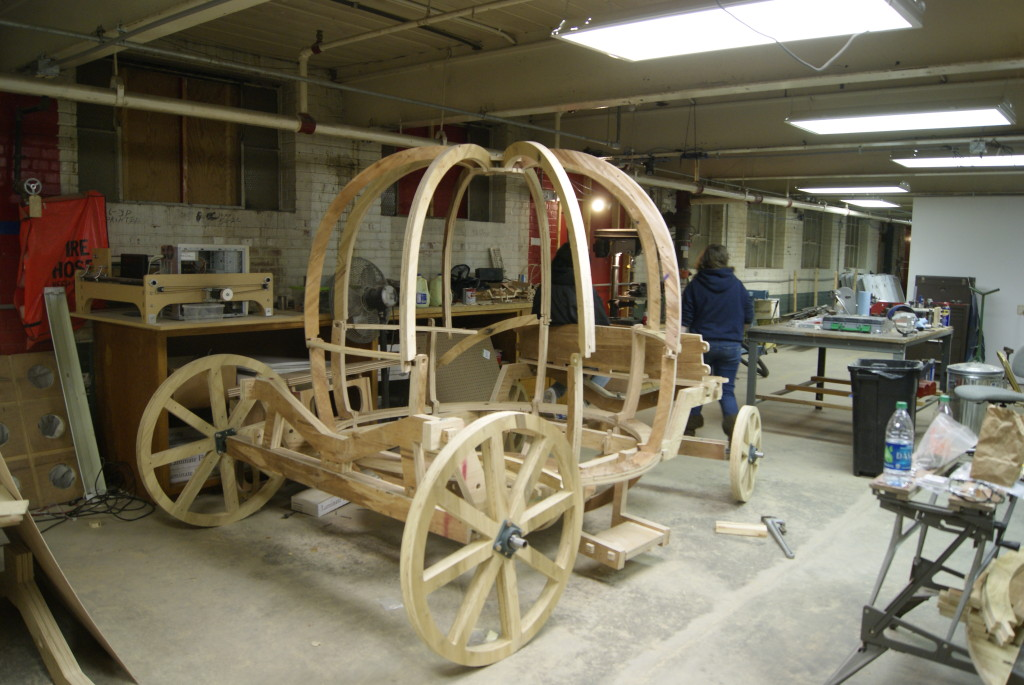 Michelle suddreth foothills community workshop for How to build a carriage